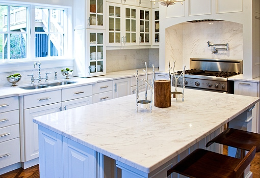Exceptionnel Marble Countertops Are Ideal For Your Kitchen In Marietta