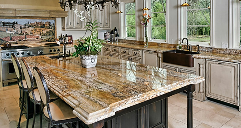 Charmant TYPES OF ATLANTA STONE KITCHEN COUNTERTOPS